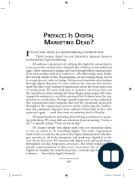 Recommend This! Delivering Digital Experiences People Want to Share