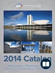 ACI 2014 Catalog