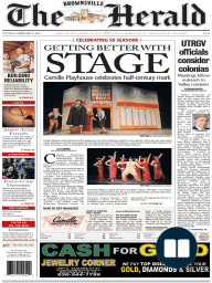 The Brownsville Herald - 02-09-2014