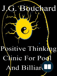 Positive Thinking Clinic For Pool And Billiards