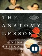 The Anatomy Lesson, A Novel by Nina Siegal