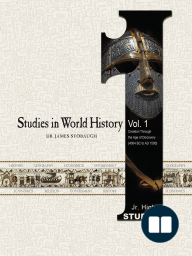 Studies in World History Volume 1 (Student)