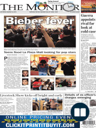 The Monitor - 03-08-2014