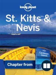 Lonely Planet St Kitts & Nevis