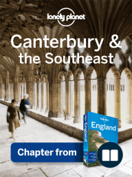 Lonely Planet Canterbury & the Southeast