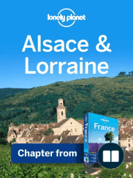 Lonely Planet Alsace & Lorraine