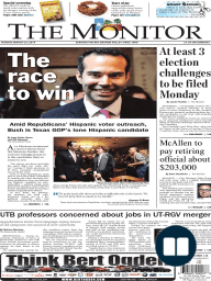The Monitor - 03-23-2014