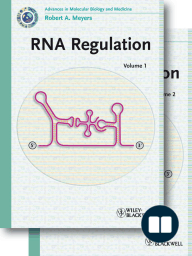RNA Regulation, 2 Volume Set