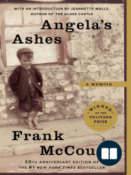 a literary analysis of the autobiography angelas ashes by frank mccourt Frank mccourt reads from angela's ashes and discusses  angela's ashes - literary analysis  angela's ashes: a memoir by irish author frank mccourt - pulitzer prize for autobiography.