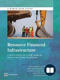 Resource Financed Infrastructure