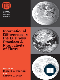 International Differences in the Business Practices and Productivity of Firms