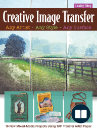 Creative Image Transfer—Any Artist, Any Style, Any Surface