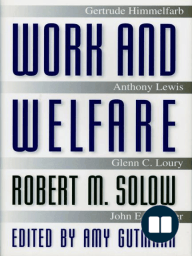 Work and Welfare