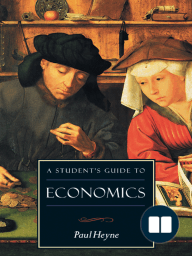A Student's Guide to Economics