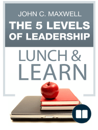 The 5 Levels of Leadership Lunch & Learn
