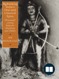 Rethinking India's Oral and Classical Epics