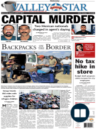 The Valley Morning Star - 08-06-2014