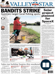 The Valley Morning Star - 08-07-2014