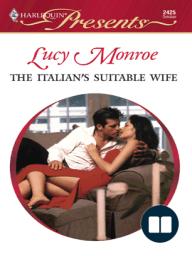 The Italian's Suitable Wife