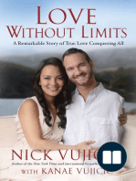 "Kanae Talks About ""The Spark"" - Excerpt from Love Without Limits by Nick and Kanae Vujicic"