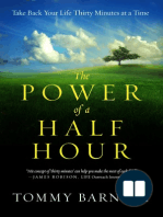 30 Minutes to Raising Kids Right (The Power of a Half Hour by Tommy Barnett Excerpt)
