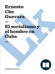 socialismo y el hombre en Cuba