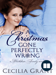 A Christmas Gone Perfectly Wrong (Blackshear Family)