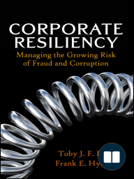 Corporate Resiliency