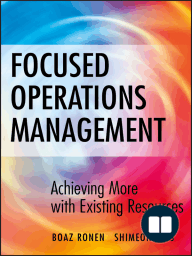 Focused Operations Management