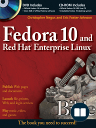 Fedora 10 and Red Hat Enterprise Linux Bible