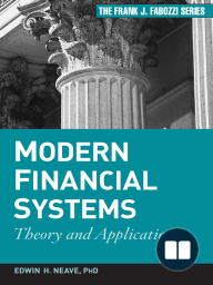 Modern Financial Systems