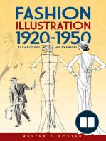 Fashion Illustration 1920-1950