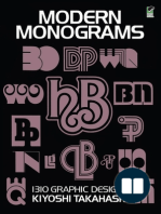 Modern Monograms