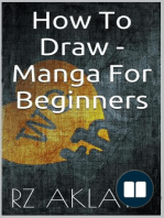 How To Draw - Manga For Beginners