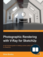Photographic Rendering with VRay for SketchUp