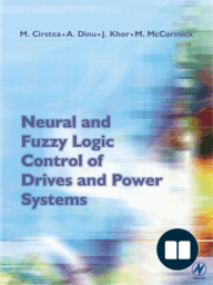 Neural and Fuzzy Logic Control of Drives and Power Systems