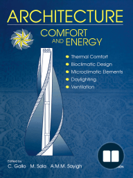Architecture - Comfort and Energy
