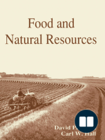 Food And Natural Resources