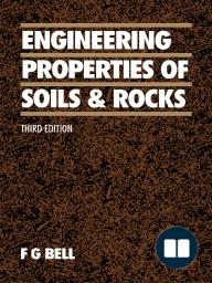 Engineering Properties of Soils and Rocks