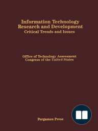 Information Technology Research and Development