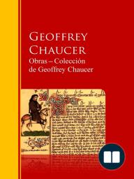 Obras ─ Colección  de Geoffrey Chaucer