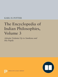 The Encyclopedia of Indian Philosophies, Volume 3