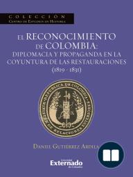 El reconocimiento de Colombia