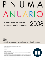 The UNEP Yearbook 2008 (Spanish)