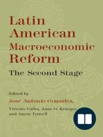 Latin American Macroeconomic Reforms