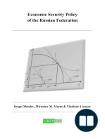 Economic Security Policy of the Russian Federation