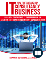 How to Start and Run IT Consultancy Business