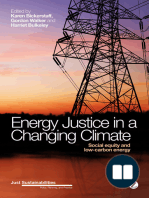 Energy Justice in a Changing Climate
