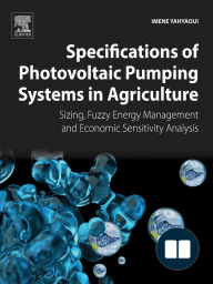 Specifications of Photovoltaic Pumping Systems in Agriculture