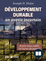 Développement durable, un avenir incertain